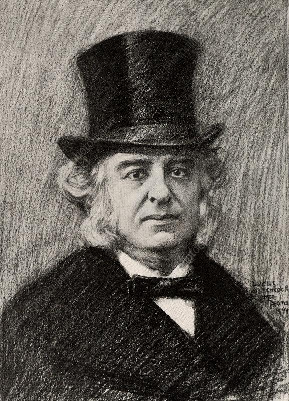 Paul Broca, French anatomist