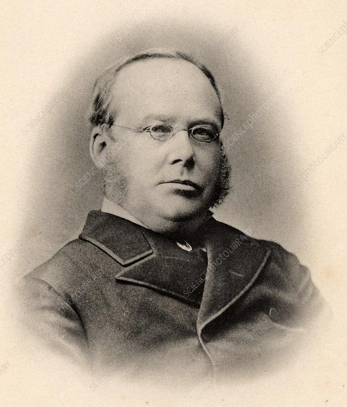 William Broadbent, English physician