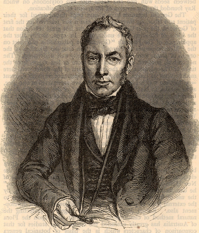 Robert Brown, Scottish botanist
