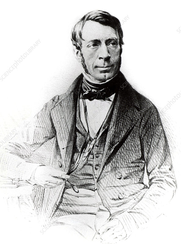 George Biddell Airy, English astronomer