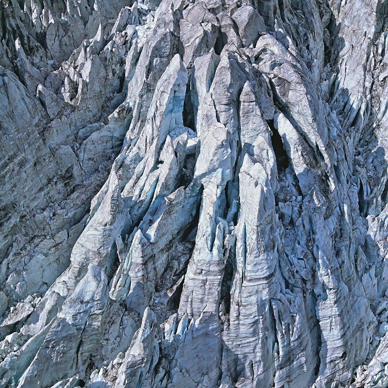 Grindelwald-Fiescher Glacier, Swiss Alps