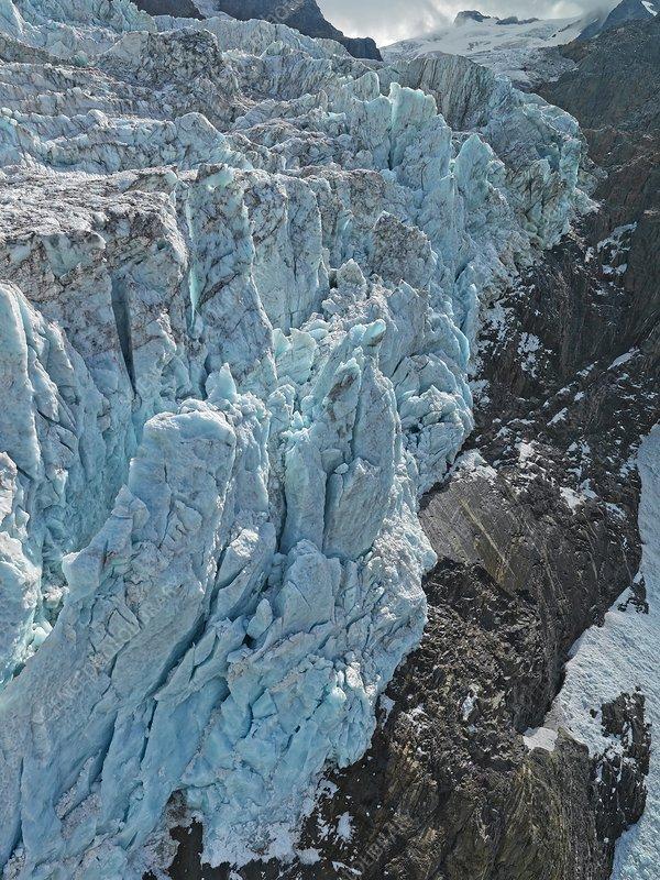 Trift Glacier, Bernese Alps, Switzerland