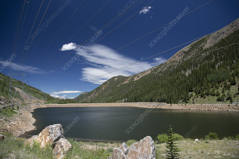 Pumped storage hydroelectric project