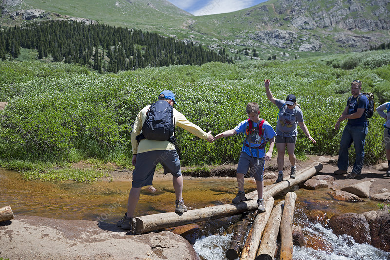 Mount Bierstadt hiking trail