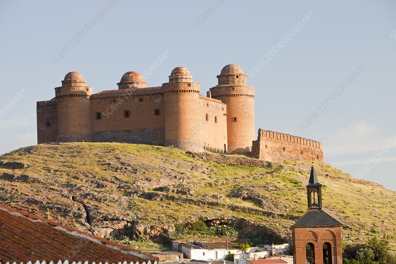 La Calahorra Castle, Spain