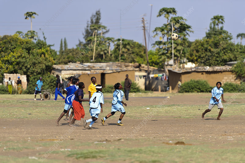 Women's football team, Zambia