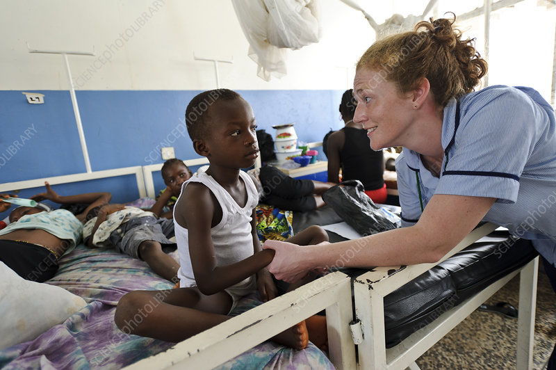 Paediatric nursing in Sierra Leone