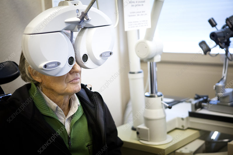 Ophthalmology consultation