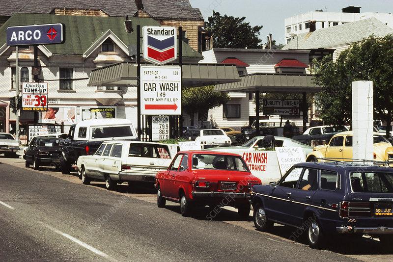 Gas Shortage, 1979