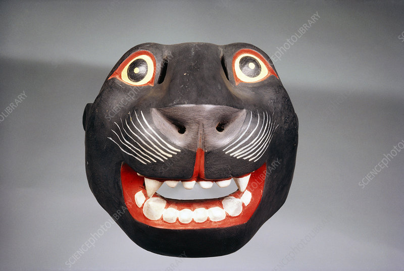 Cat Mask from Mexico