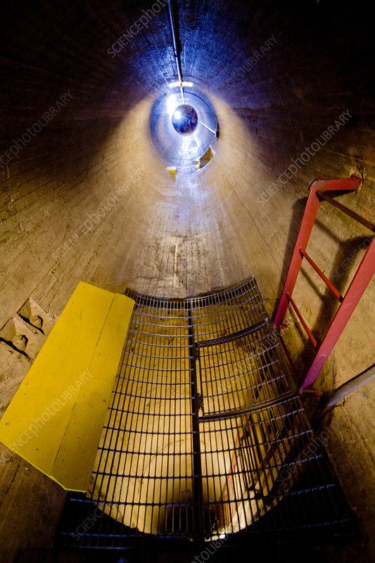 Inspection Tunnel, Hoover Dam