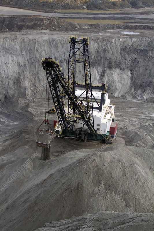Coal Surface Mining