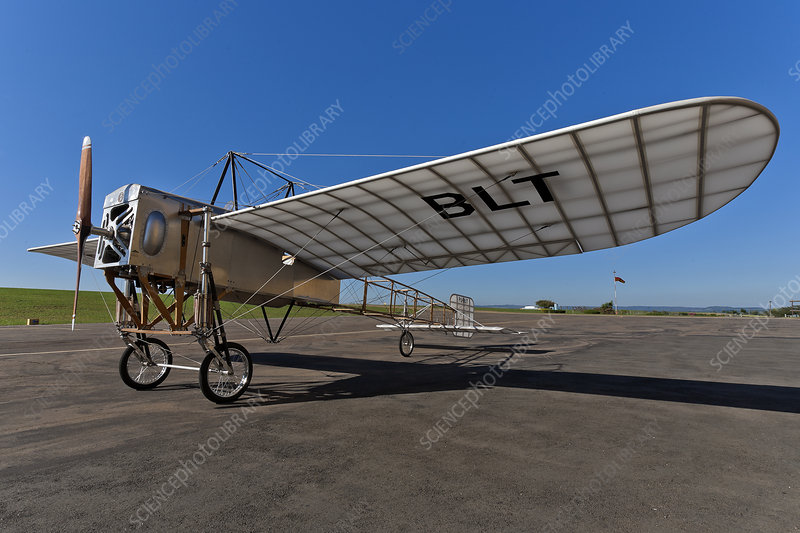 Bleriot Airplane Replica