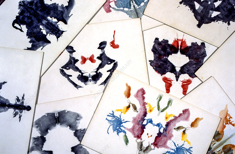 Rorschach Inkblot Tests