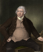 Richard Arkwright, English Industrialist