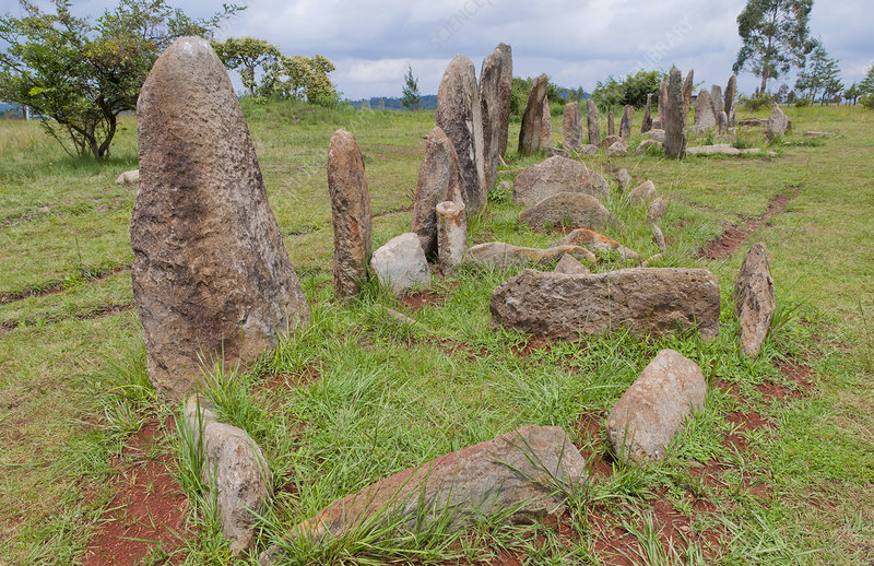 Tiya World Heritage Burial Site, Ethiopia