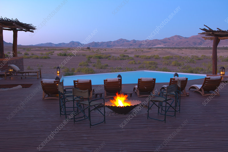 Okahirongo Elephant Lodge Resort, Namibia