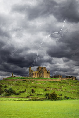 Rock of Cashel Stronghold, Ireland