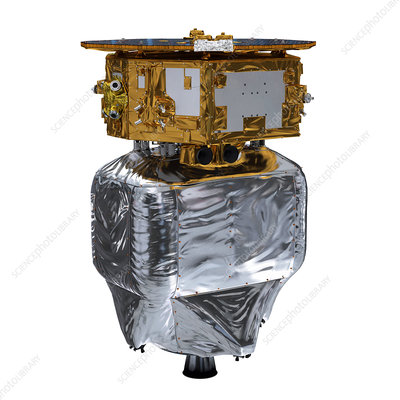 LISA Pathfinder space probe preparation