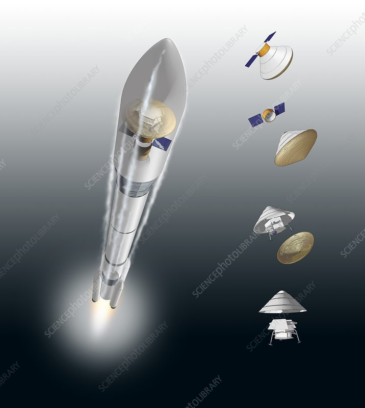 Mars Polar Lander, illustration