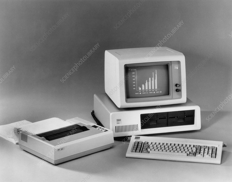 Early Personal Computer