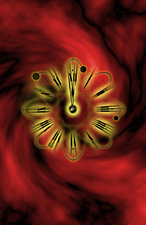 Atomic Clock, illustration