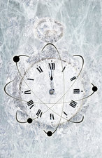 Frozen Time, illustration