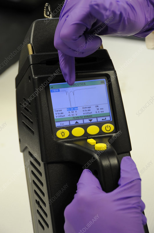 Trace Detector, Portable Screening Device