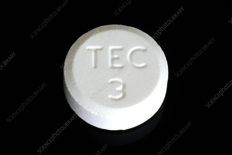 Lenoltec combination pain relief pills