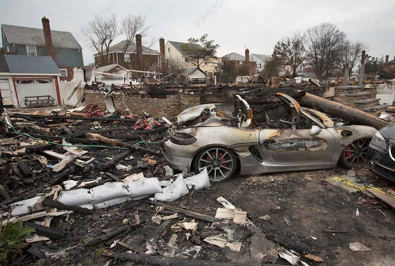Superstorm Sandy's Aftermath