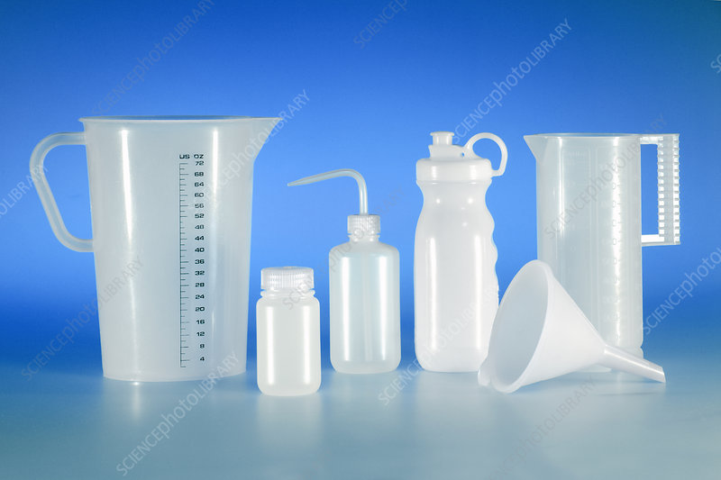 High Density Polyethylene Containers