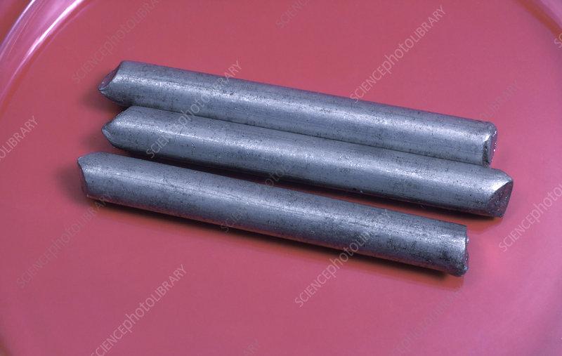 Calcium Ingots