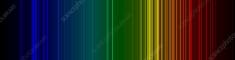 Neon Emission Spectroscopy