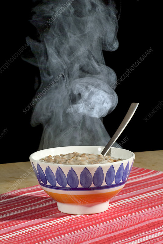 Steaming Soup