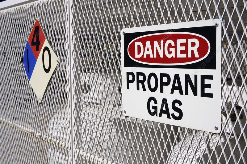 Propane Fuel Tanks