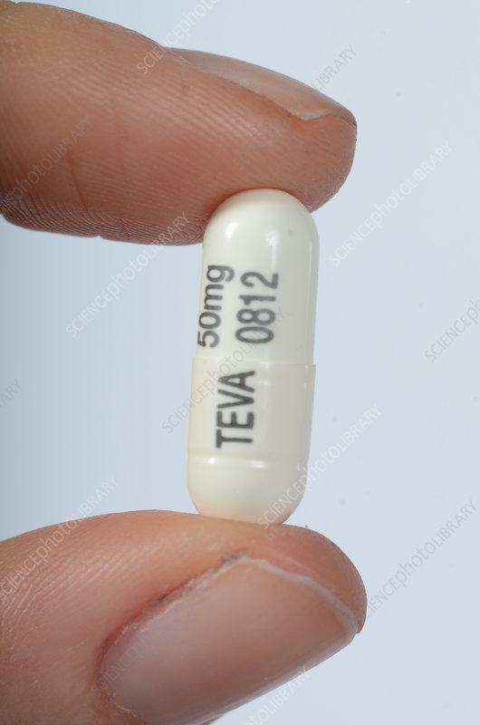Nortriptyline HCL 50 mg