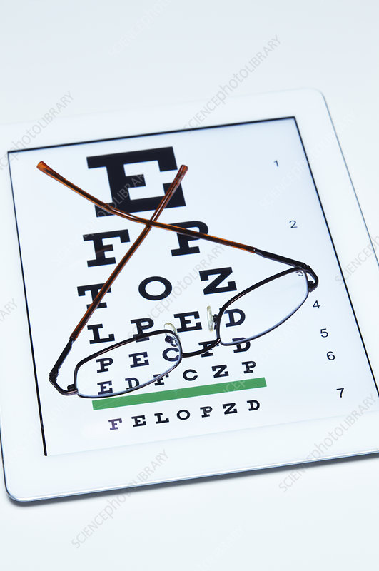 At-Home Eye Test