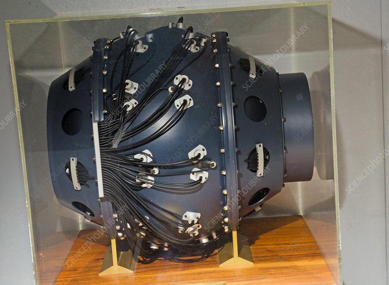 The Gadget, Atomic Device, Trinity Test