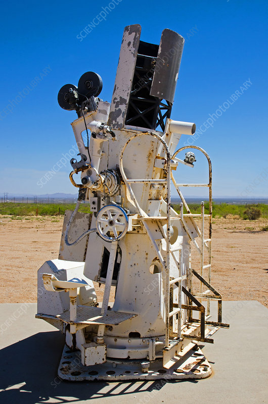 Intercept Ground Recorder IGOR Telescope