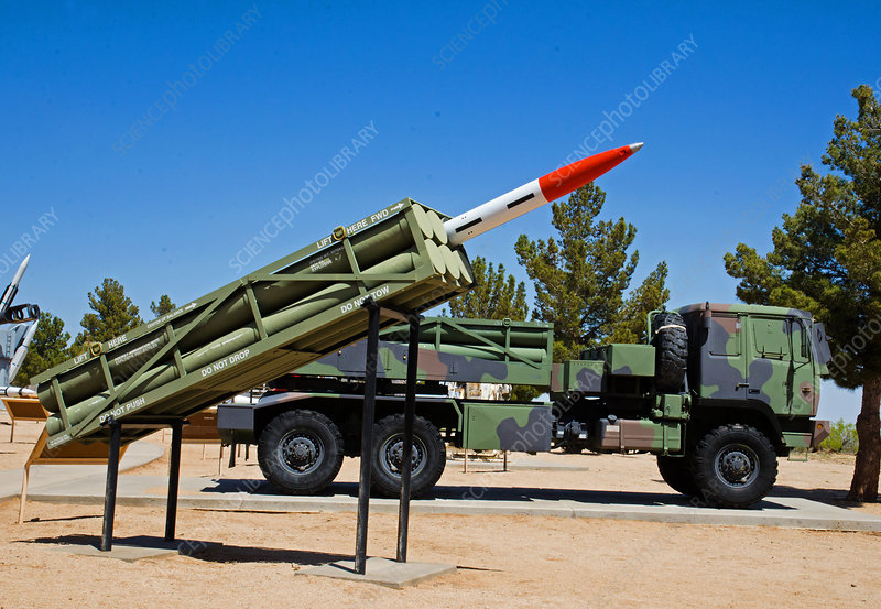 Army Multiple Launch Rocket System, NM
