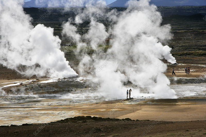 Geothermal Basin