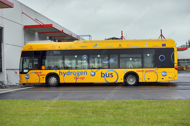 Feul-Cell Powered Bus