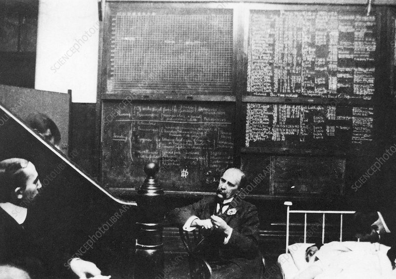 William Osler at Johns Hopkins, 1900s
