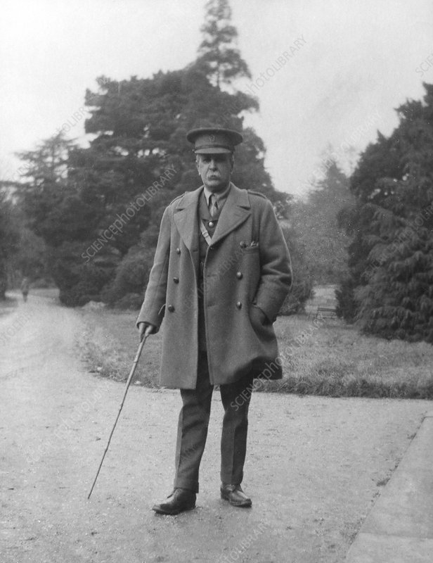 William Osler during the First World War