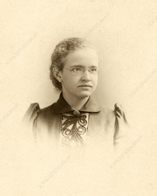 Florence Sabin, US medical scientist