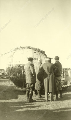 Explorer II high-altitude balloon, 1935