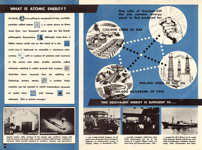 Atoms for Peace programme, 1956