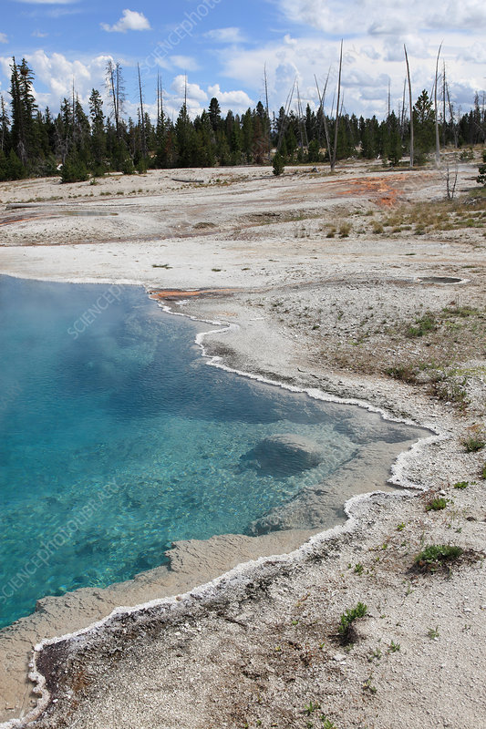Yellowstone Geothermal Pools