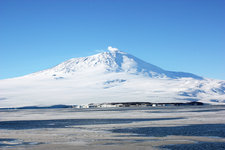 Mount Erebus Eruption, Antarctica