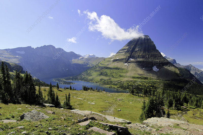 Hidden Lake, Glacier NP, Montana